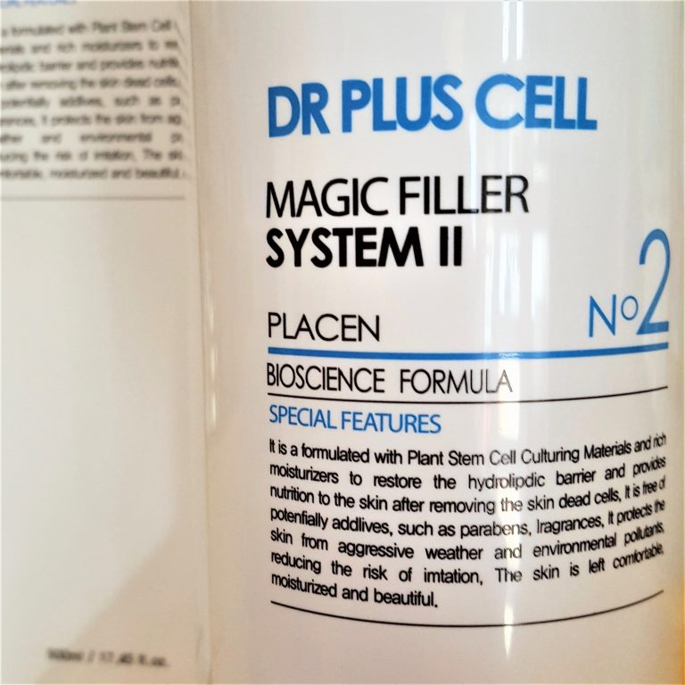 Kem Massage Dr Plus Cell Magic Filler System II