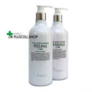 Bộ kem massage tẩy tế bào chết dr pluscell