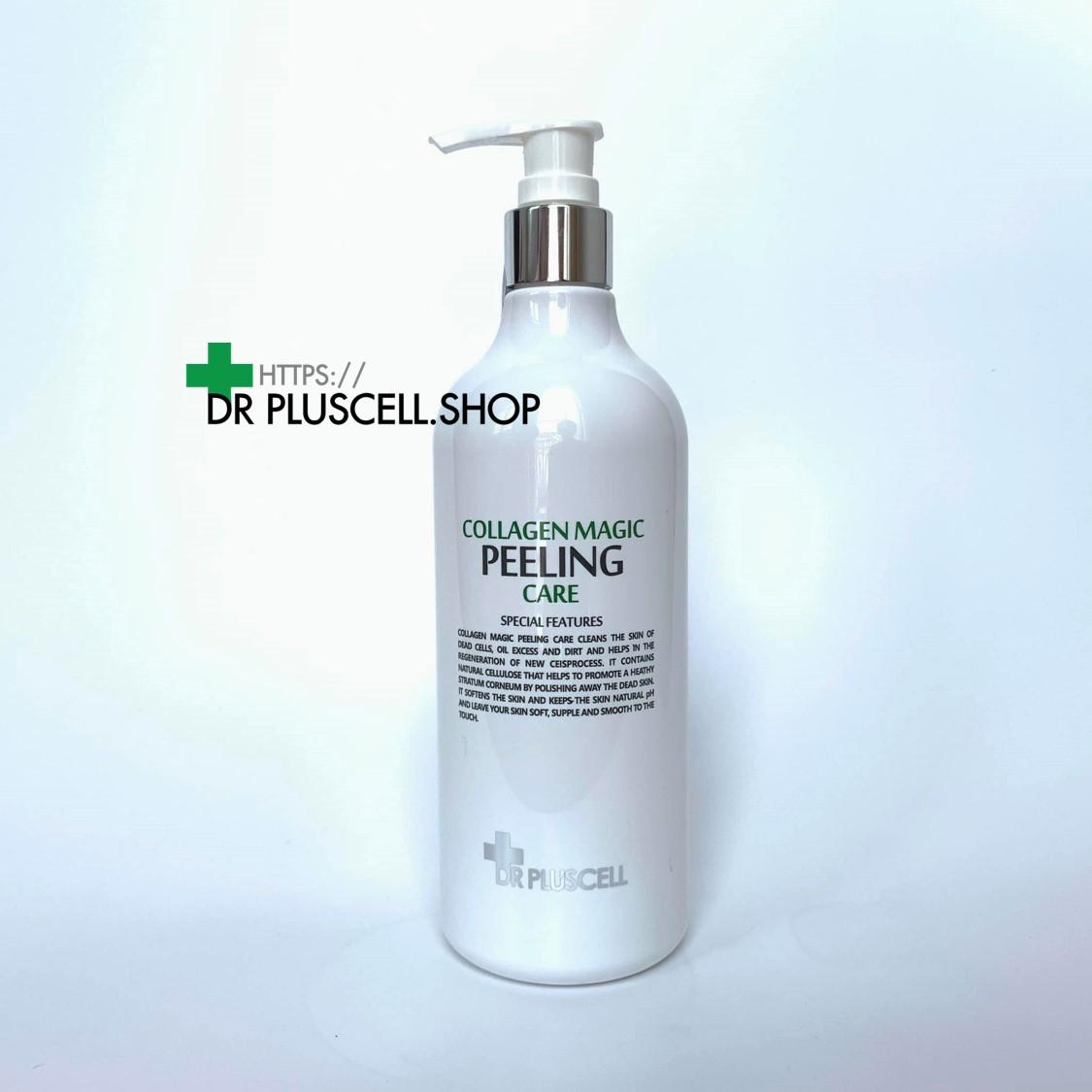 Tẩy tế bào chết Dr PlusCell Hàn Quốc