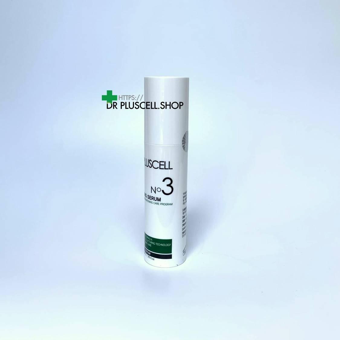 serum dưỡng trắng dr pluscell