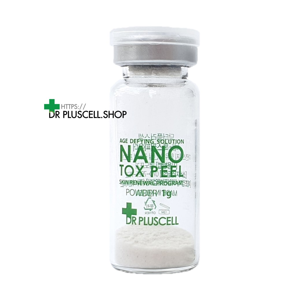 vi kim tảo biển nano