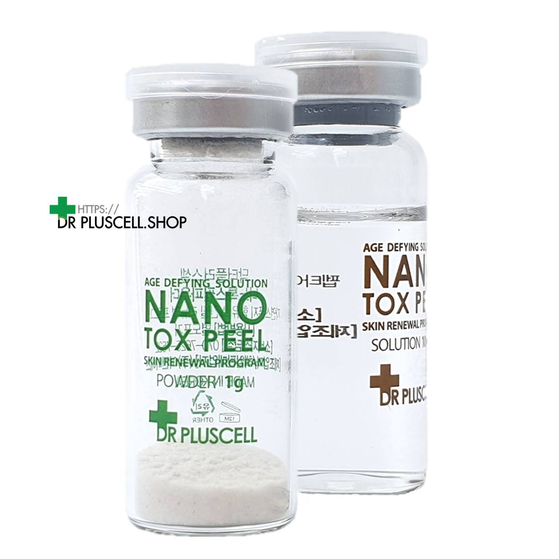 tảo dr pluscell