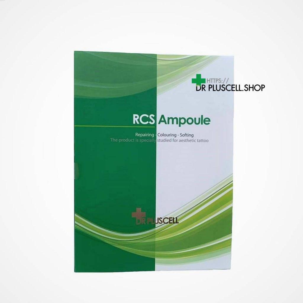 Dr Pluscell RCS Ampoule