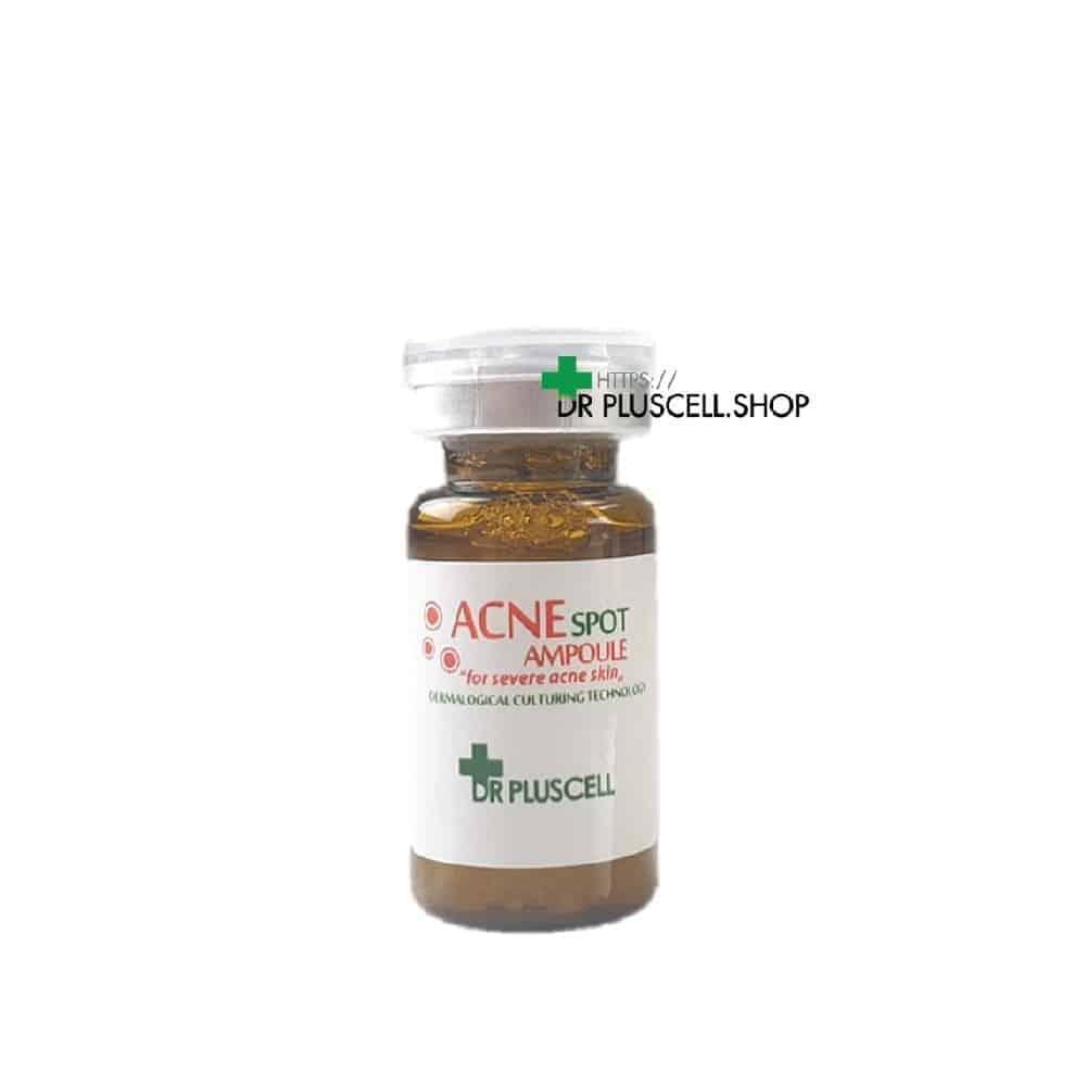 dr pluscell acne spot ampoule